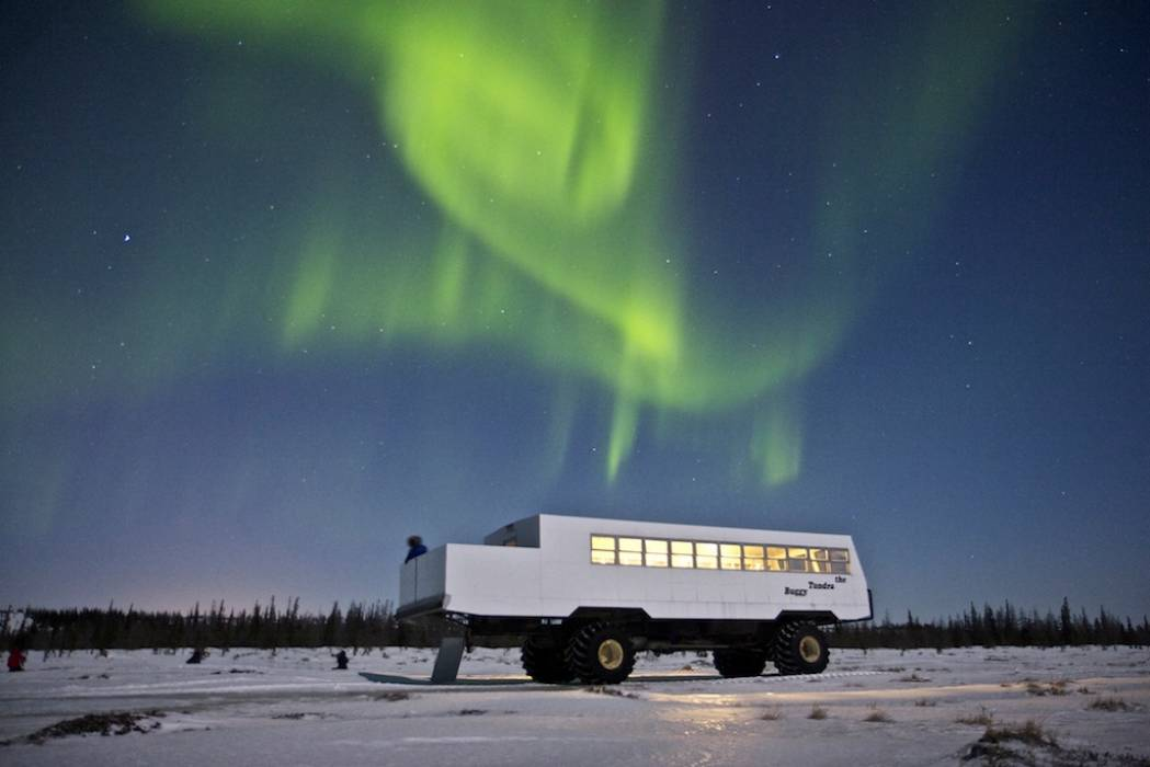 Churchill Northern Lights Adventure