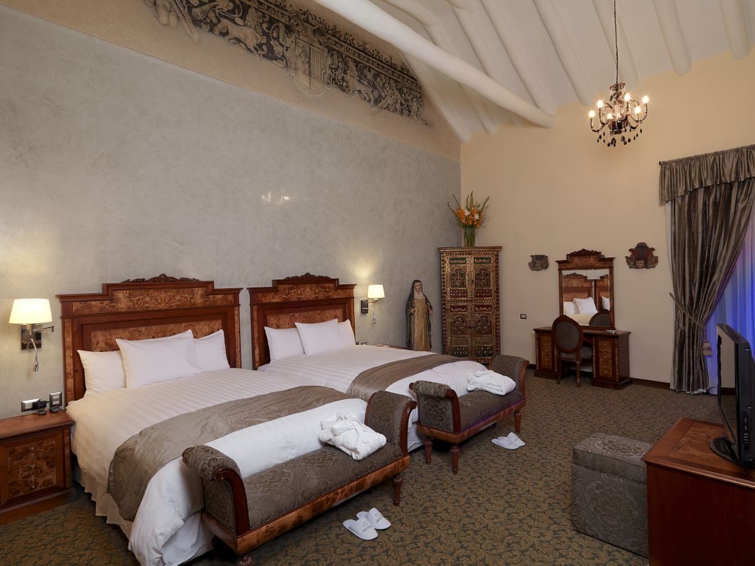 Aranwa Cusco double suite