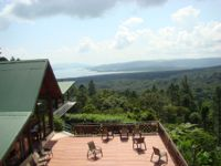 Costa Rica Arenal view