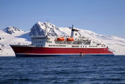 Spitsbergen Cruise | M/V Expedition