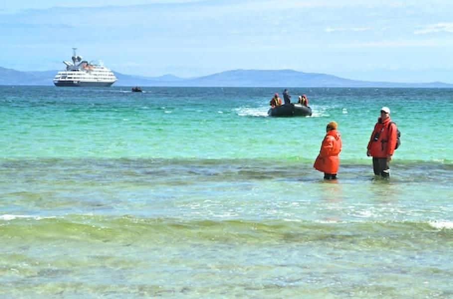 Antarctic Cruise To Antarctica Falklands Amp South Georgia